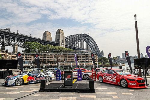 Coca-Cola car unveiled at Supercars launch