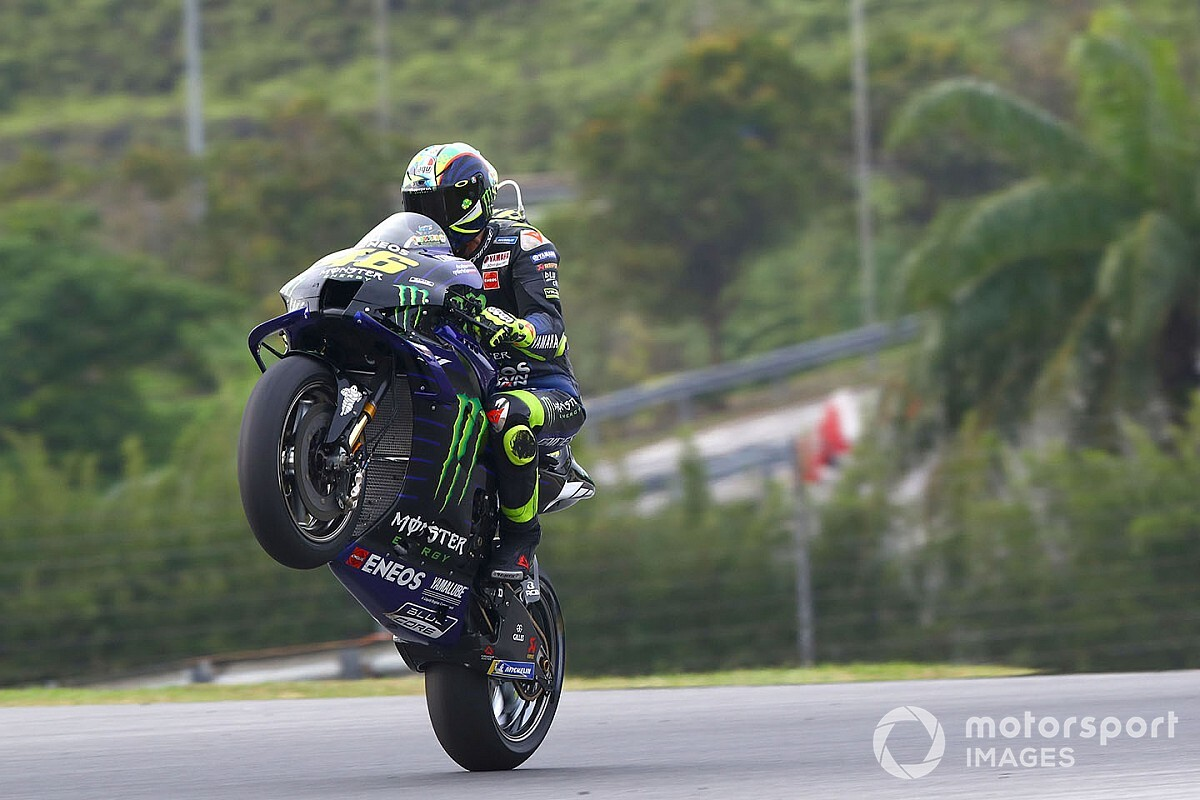 Rossi: Wreszcie możemy cieszyć się MotoGP