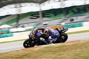 Yamaha a retrouvé un Lorenzo changé et d'emblée investi