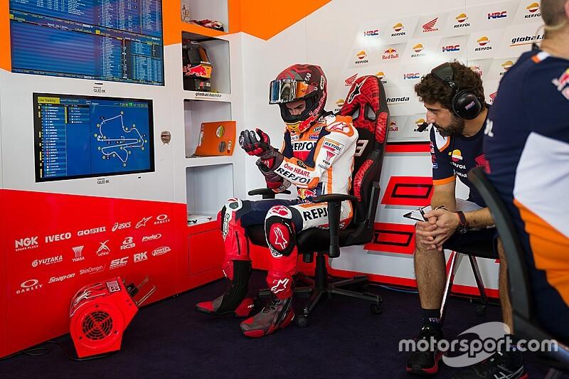 A Honda cáfolja, hogy Marquezt újra műteni kell