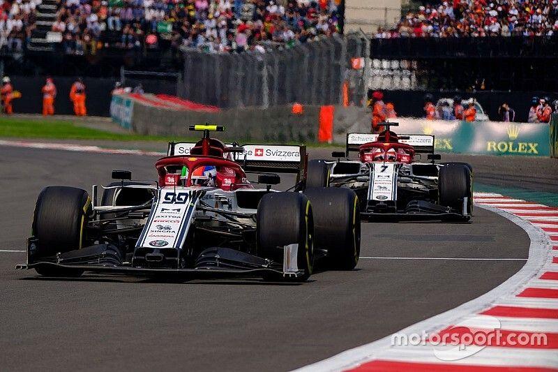 Джовинацци продолжит выступать за Alfa Romeo в 2020 году