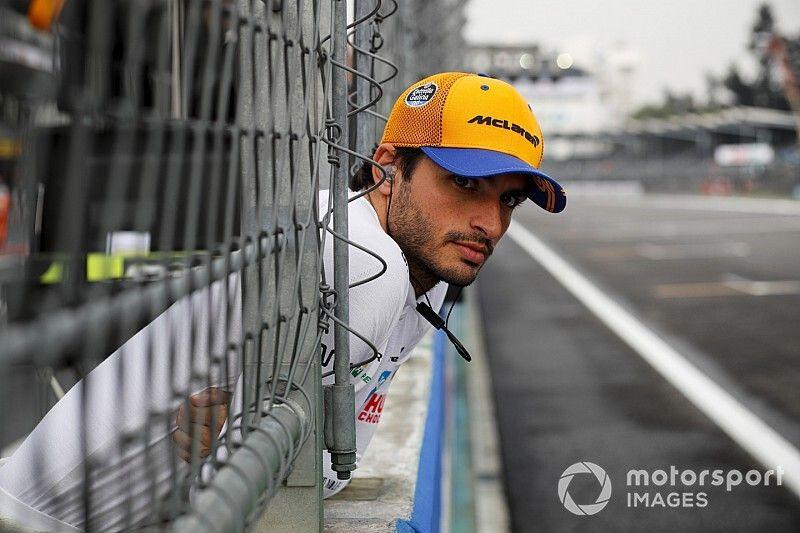 Sainz, orgulloso de llegar a 100 GP: Lo mejor está por llegar