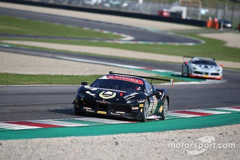 Ferrari, Europe, Gara 2: Schirò si prende gara e titolo!