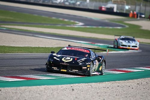 Ferrari Challenge Europe: Schiro on pole for Mugello decider