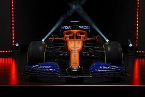 Képeken a már pályára küldött új McLaren Barcelonában