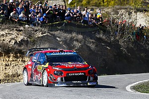Citroen won't stay in WRC beyond 2021, PSA confirms