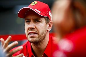 """Vettel: """"Son beş yılda Mercedes en iyi motora sahipti, şimdi biz öndeyiz"""""""