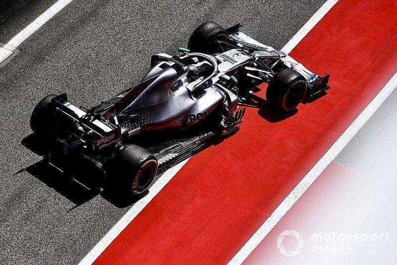 Тесты Формулы 1 в Барселоне: общие результаты за два дня
