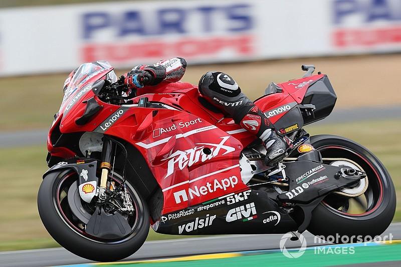 LIVE MotoGP: GP von Italien, Freies Training 2