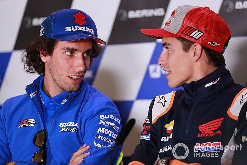 """MotoGP: Rins diz que Márquez """"não tem respeito"""" pelos adversários"""