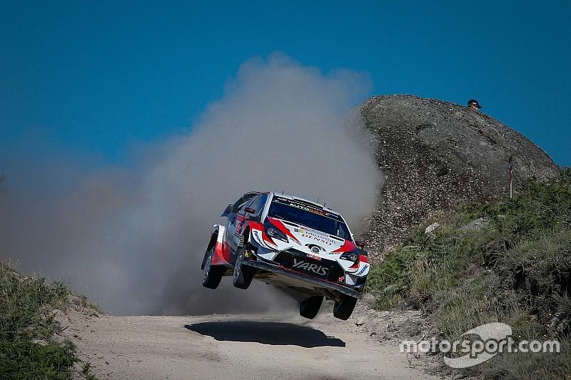 Będą hybrydy w WRC