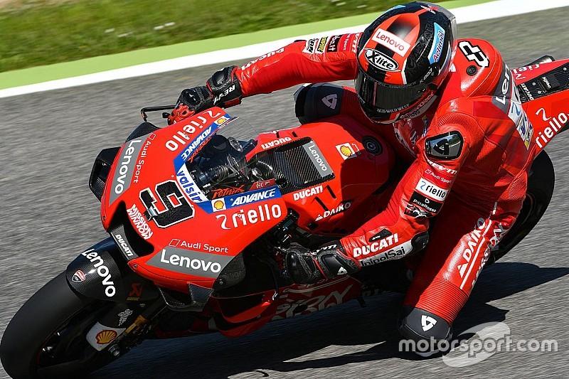 LIVE MotoGP: GP von Katalonien, Freies Training 1