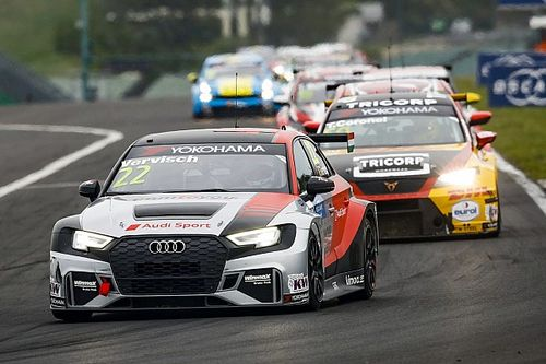 Vervisch rompe el dominio de Hyundai con su Audi