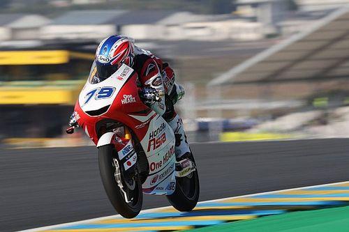 Moto3フランス予選:小椋藍が3番手フロントロウ獲得! ポールポジションはマクフィー