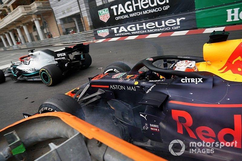 """Verstappen: La sanción en Mónaco """"me encendió"""""""