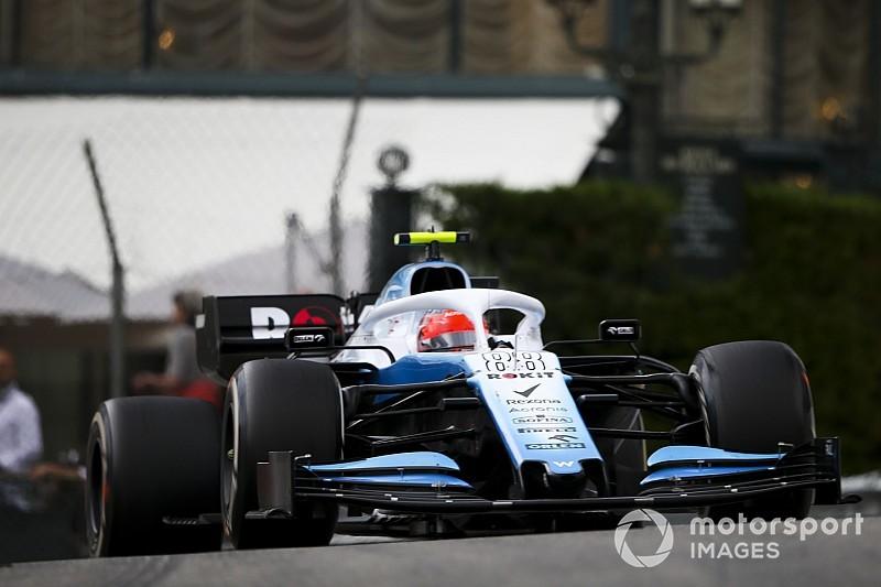 Kubica, Williams'ın neden ilk önce Russell'ı pite aldığını merak ediyor