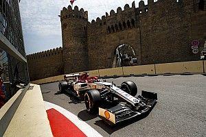 LIVE F1, GP d'Azerbaijan: Libere 2