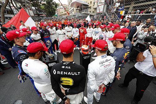 Így emlékeztek meg a versenyzők Niki Laudáról Monacóban: érzelmes