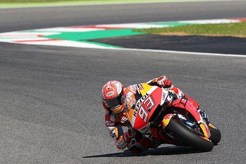 Pour obtenir la pole, Márquez a pris les Ducati à leur propre jeu
