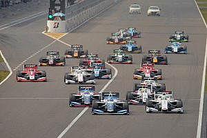 Super Formula turns Suzuka decider into double header