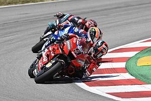 Fotogallery MotoGP: gli scatti più belli del GP di Catalogna 2019