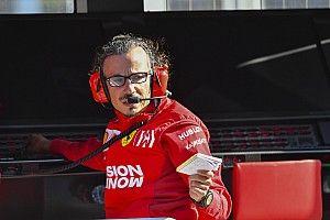 Mekies: Ferrari her anlamda geride