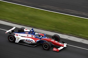 "Kanaan ""fighting demons"", doubts Indy 500 win bid is realistic"