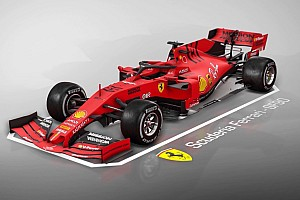 Відео: аеродинамічні новинки Ferrari на Гран Прі Іспанії