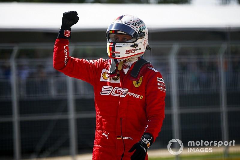 Vettel desbanca Hamilton no fim e conquista pole para o GP do Canadá