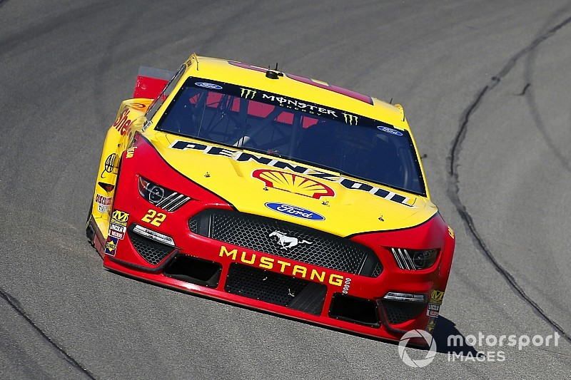 Joey Logano says disputed final restart at Michigan 'felt good'