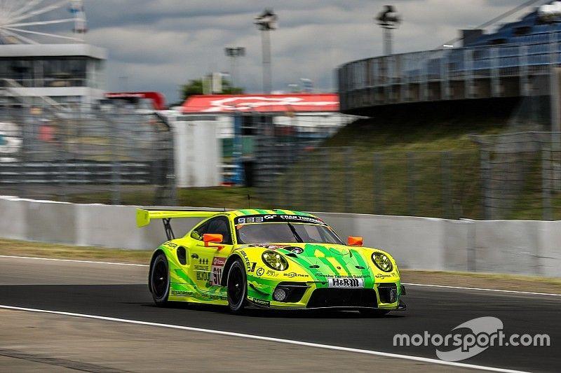 Porsche loses Nurburgring 24 Hours podium finish