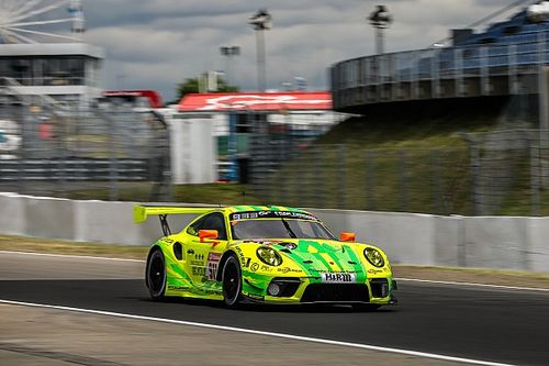 Porsche loses Nurburgring 24 Hours podium finish