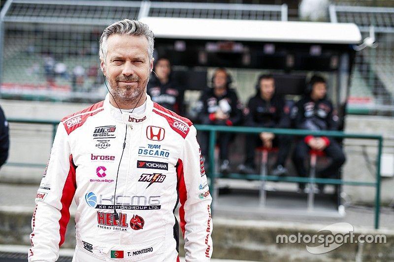 Tiago Monteiro correrà la 24h del Nürburgring con una Honda Civic TCR ufficiale