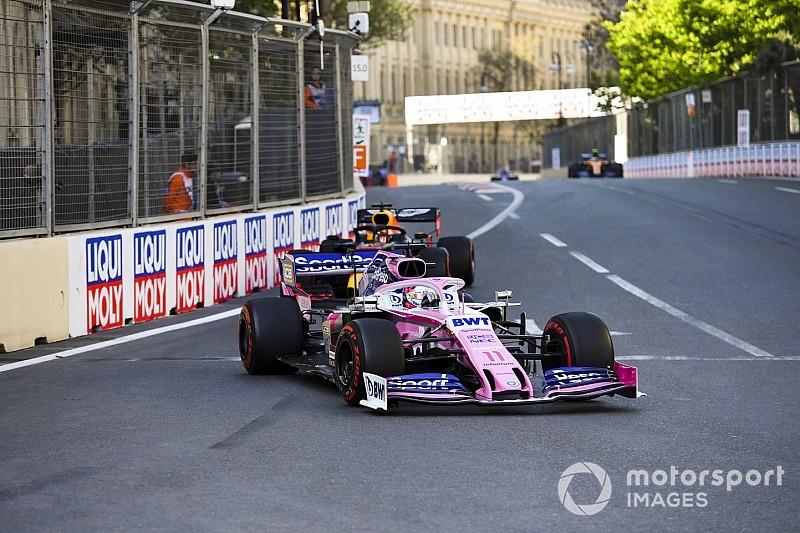 Racing Point pilotları Barcelona yarışından umutlu