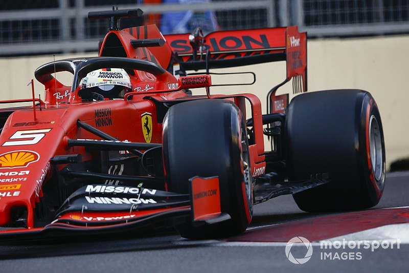 Vettel nie jeździ najlepiej