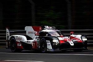 Toyota handed weight increase for WEC Prologue test