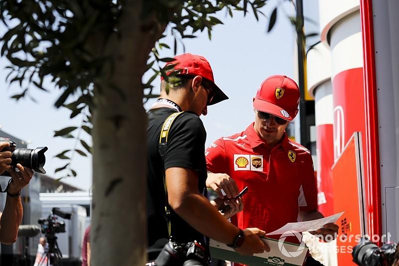 """Leclerc: """"Nehéz elérni a Mercedes szintjét..."""""""
