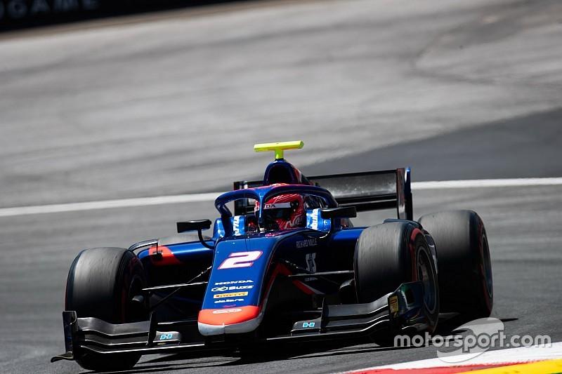 F2: Matsushita vence corrida 1 na Áustria, com Sette Câmara em 5º