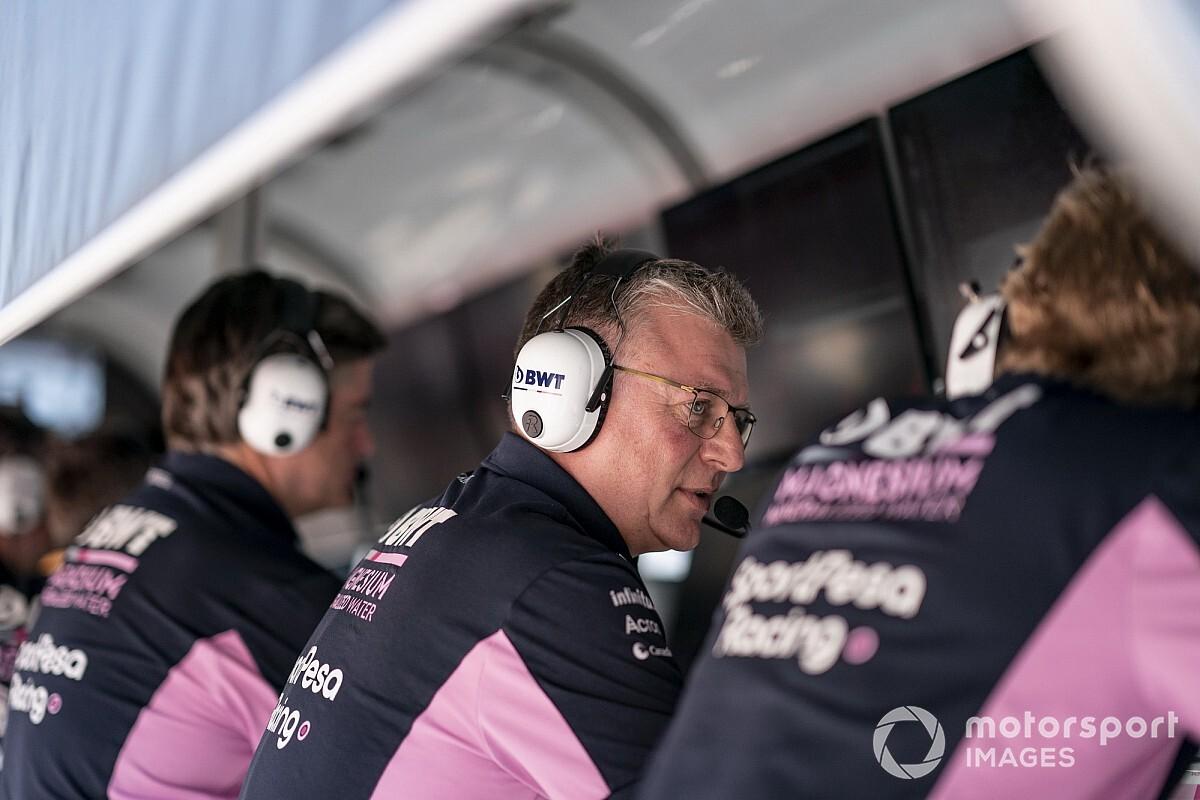 Когда Aston Martin начнет побеждать? Глава команды назвал точный год