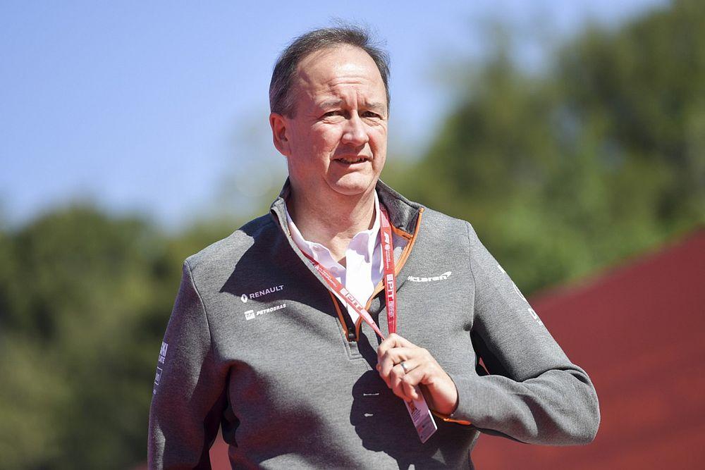 Jonathan Neale deja McLaren tras dos décadas en el equipo