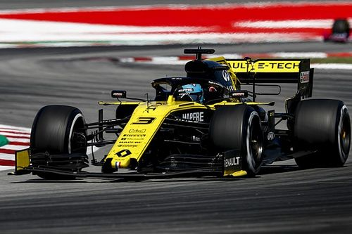 Ricciardo frustrasi Renault gagal poin