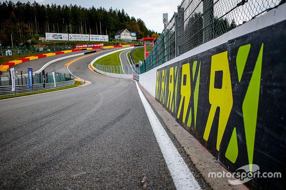 Spa World Rallycross round postponed until October