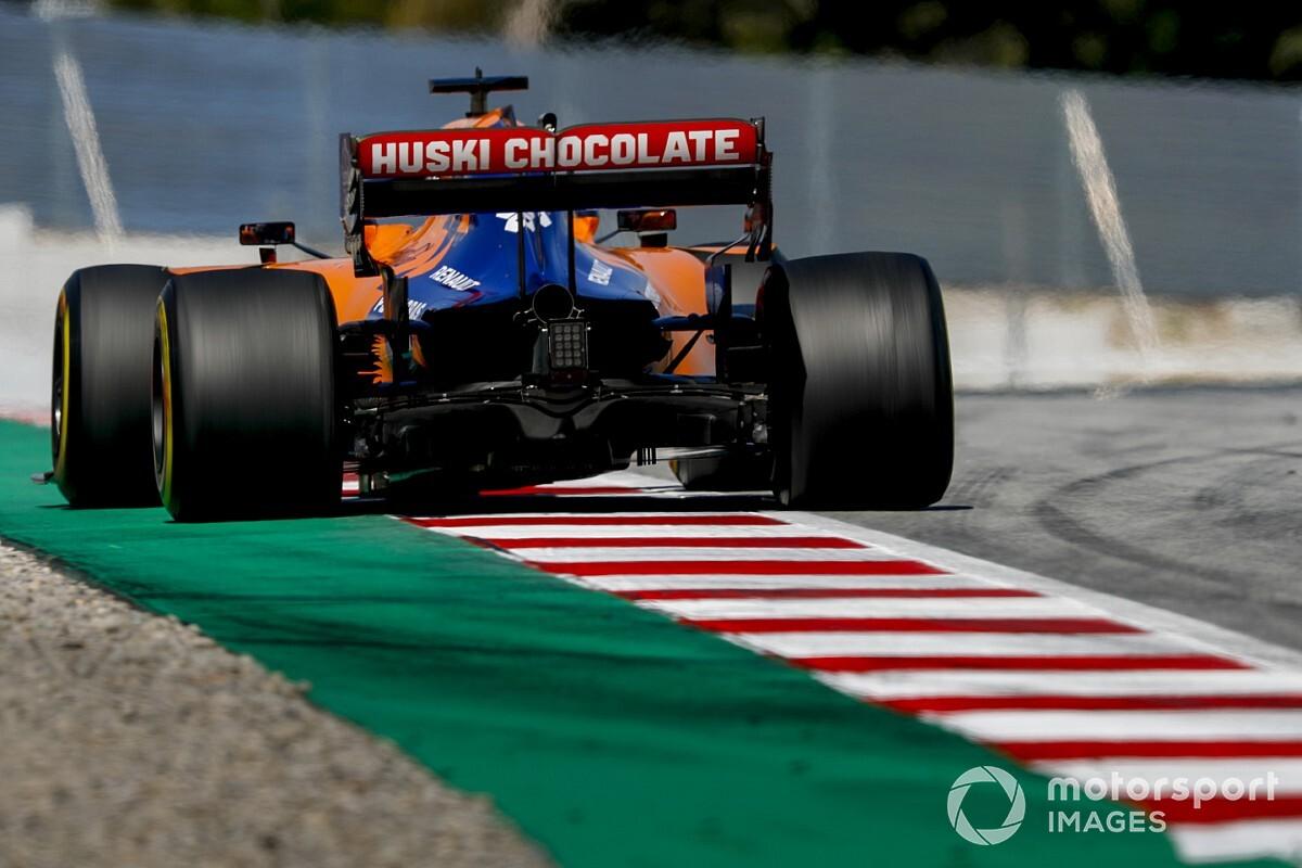 McLaren'ın İspanya'da 3. sektörde yaşadığı sorunlar, Monaco için endişe veriyor