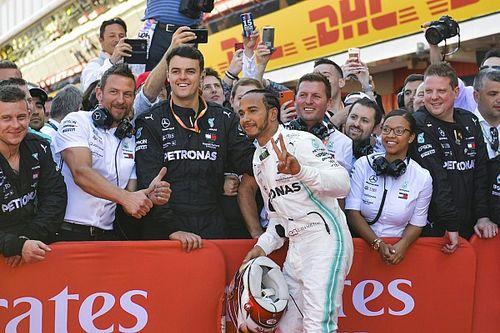 Klasemen F1 2019 setelah GP Spanyol
