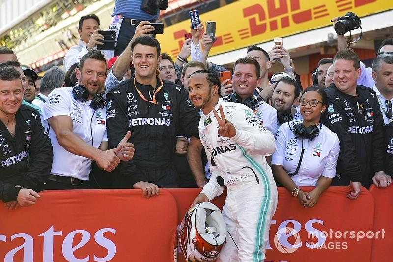 Mondiale Piloti F1 2019: Hamilton riscavalca Bottas e Verstappen sale terzo