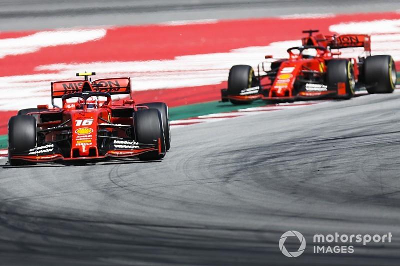 A Ferrari tagadja, hogy Vettel a szerződése miatt lenne kivételezett