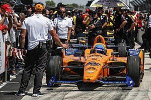 Fracaso de McLaren en Indy abrió el proyecto de tiempo completo