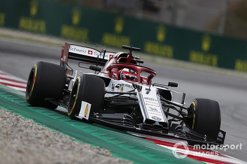 Райкконен про выступление за Alfa Romeo: Здесь больше борьбы, это веселее