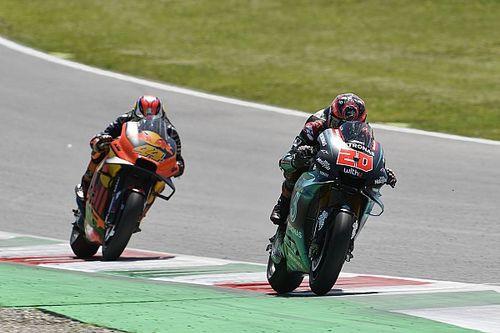 Quartararo explains cause of disappointing Mugello race