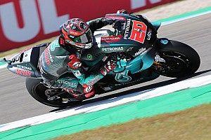 MotoGP, Assen: terza pole di Quartararo, disastrosi Dovizioso e Rossi